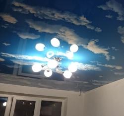 От чего зависит цена потолка?